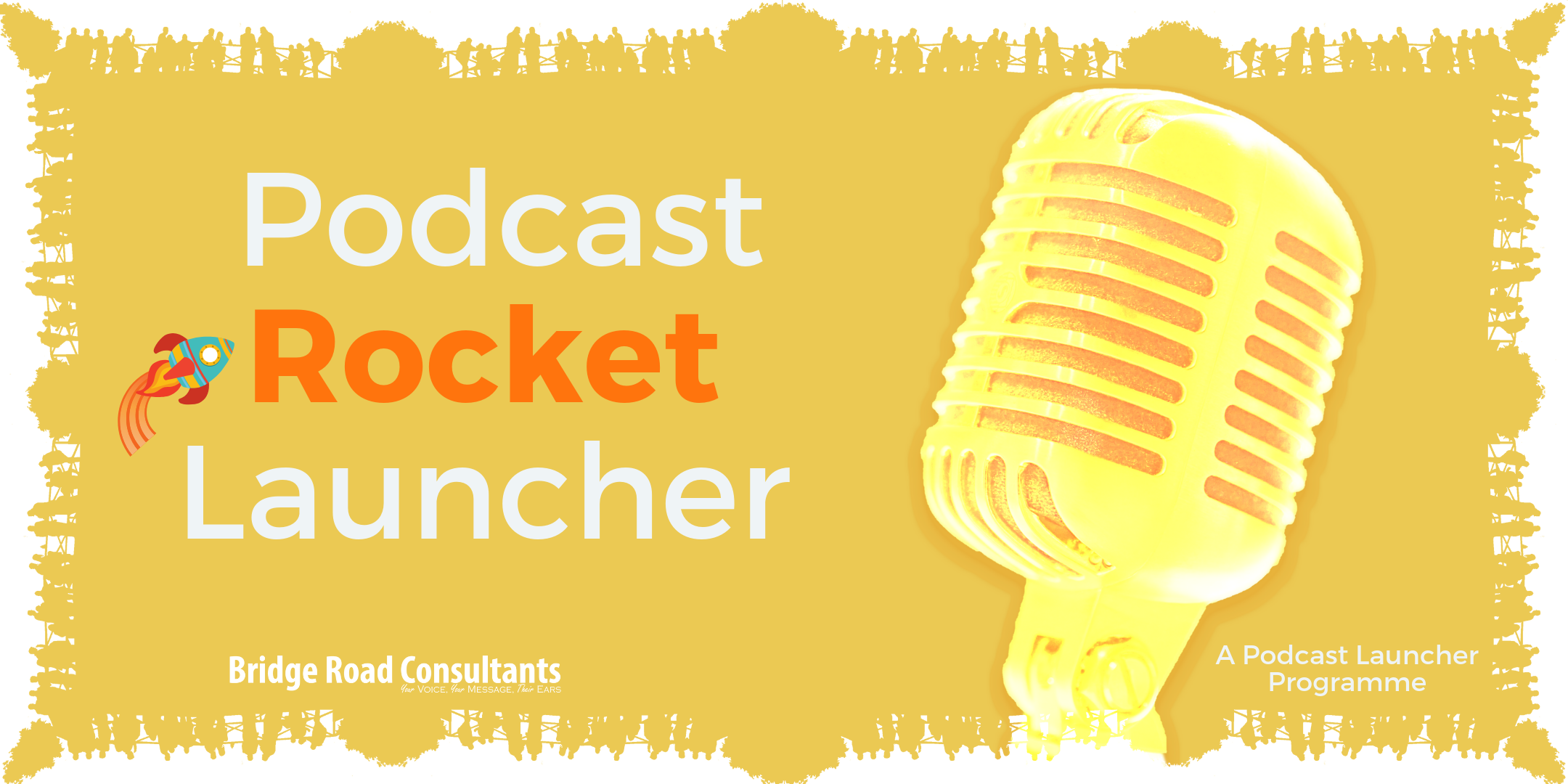 Podcast Rocket Launcher